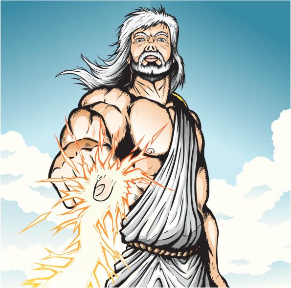 greek gods zeus and hera relationship
