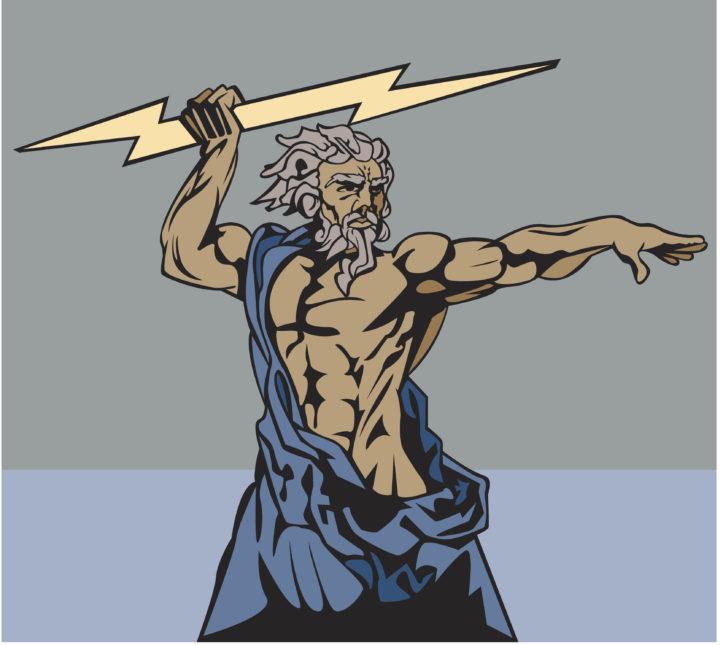 Creation Myth of Greek Mythology