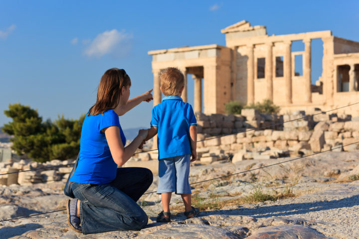 Places to See in Athens with Children