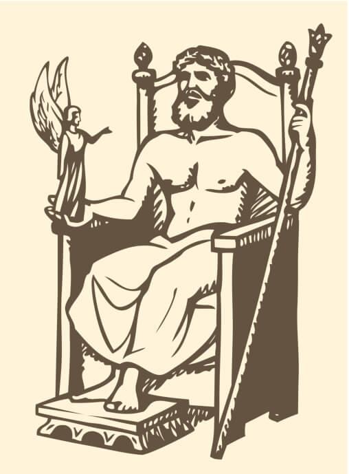 Zeus-King-of-Gods