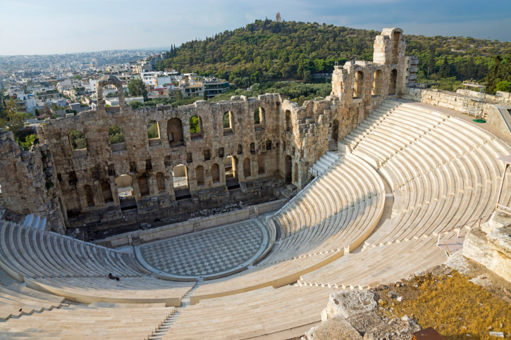 athenian democracy thesis First, in his thesis notebooks on greek philosophy and in his dissertation on   aristotle's theory of the democratic polity and the athenian constitution as a.