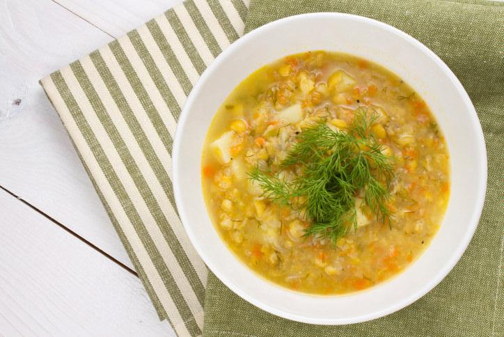 Recipe for Fava – Greek Style Yellow Split Pea Puree