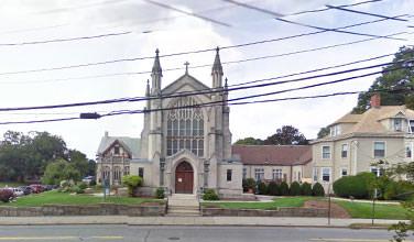 Greek Orthodox Greek Evangelical Church in Newton MA