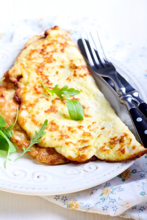 Omeletta Me Tiri