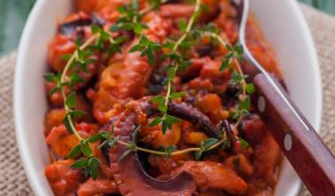 Greek Style Seafood Recipes