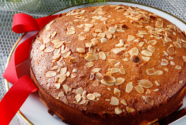 Cake New Year Recipe : Vasilopita Greek New Year s Cake Recipe