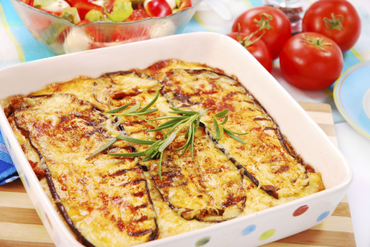 Recipe For Vegetarian Moussaka
