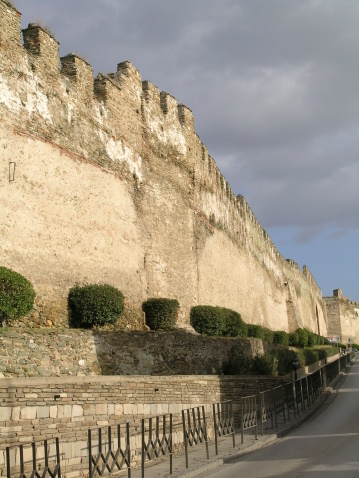Upper Town or Ano Poli: Historical Thessaloniki