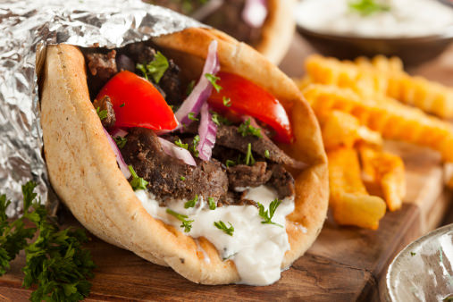 Meat Gyro