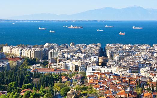 Thessaloniki Sky