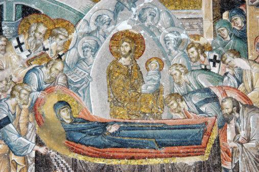 Theotokos Death