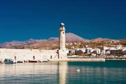 Venetian Harbor - Rethymnon