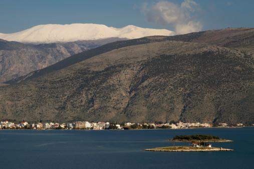 Parnassos Mountain