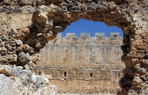Venetian Walls, Crete