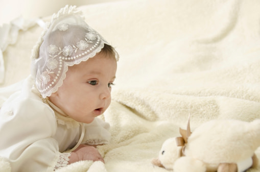 All About the Christening Ceremony