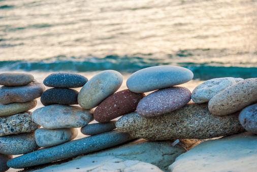 A Natural Spa at Therma Beach in Kos