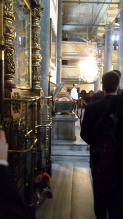 The Incorrupt Relics of St. Euphemia