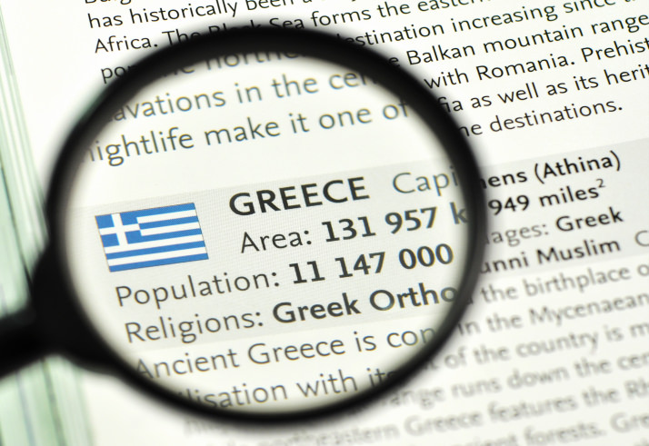A history of greece from the year 1821 until the year 1993