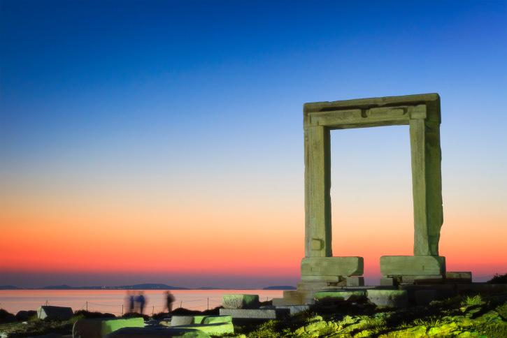 Temple of Apollo - Naxos