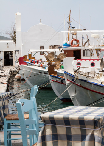 Paros is More Than the Transportation Hub of the Cyclades