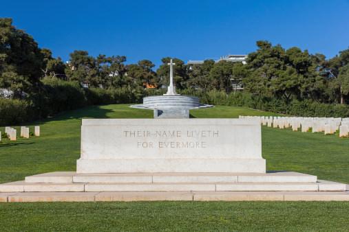 World War II Cemetery - Greece