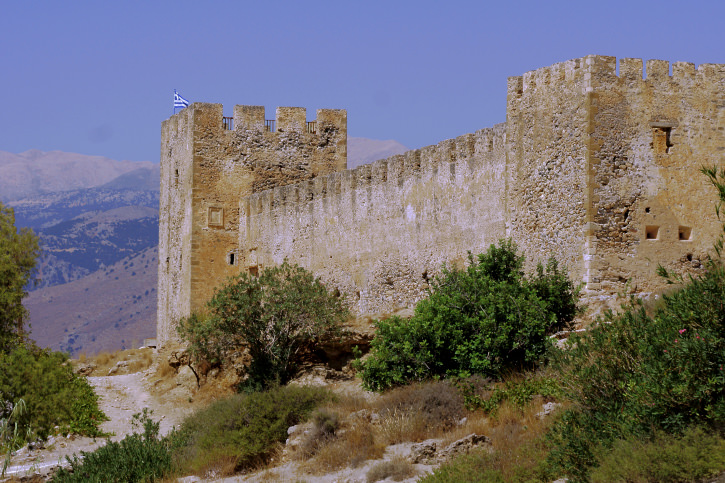 Fortress Walls - Crete