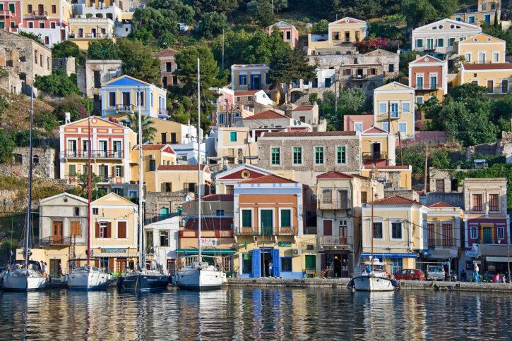 Symi, Dodecanese Island