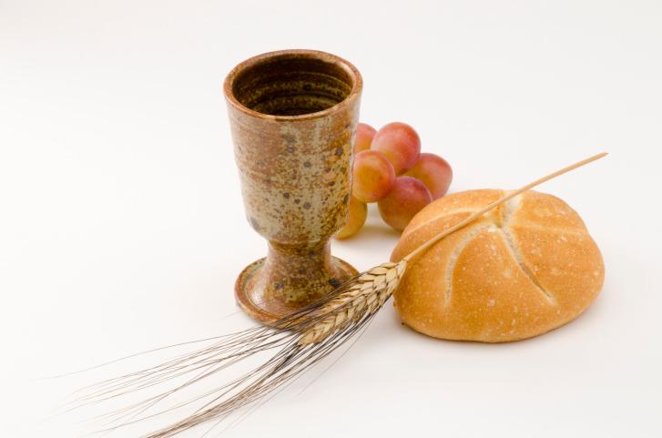 Christening Communion