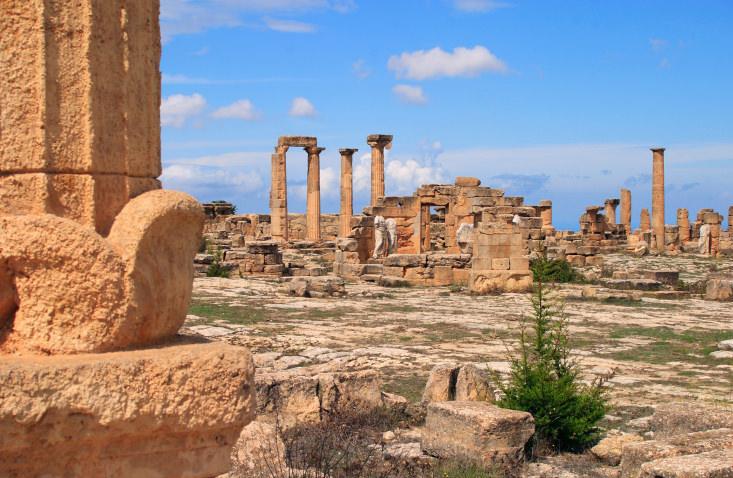Cyrene Archaeological Site
