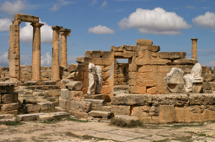 Cyrene in Lybia