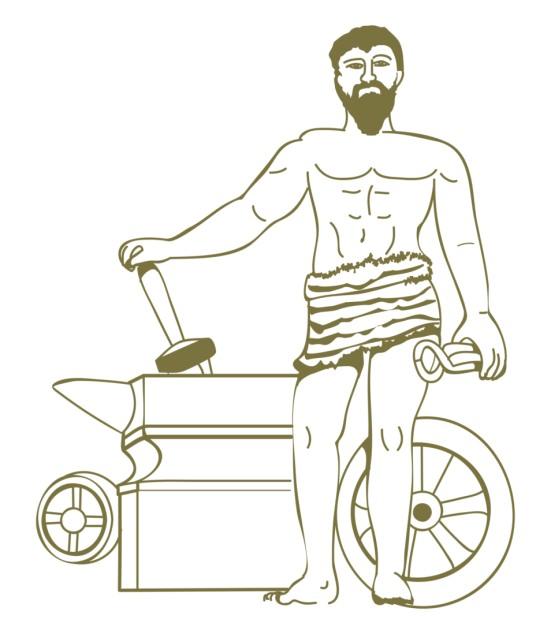 Hephaestus - God of Fire