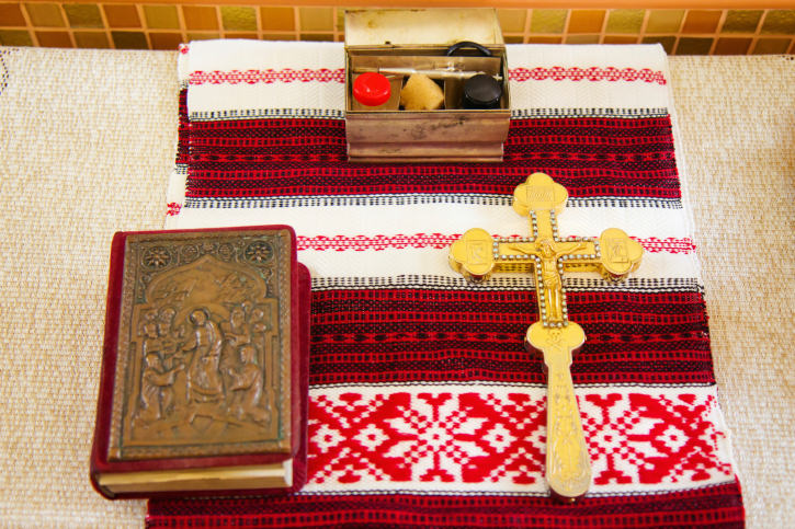 Religious Christening