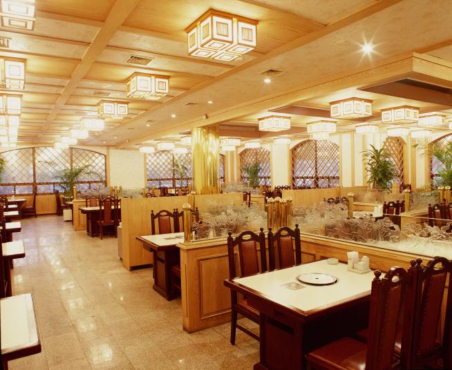 Restaurant for Reception
