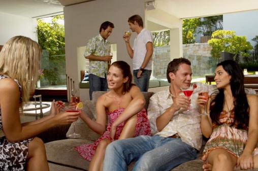 Hosting Parties