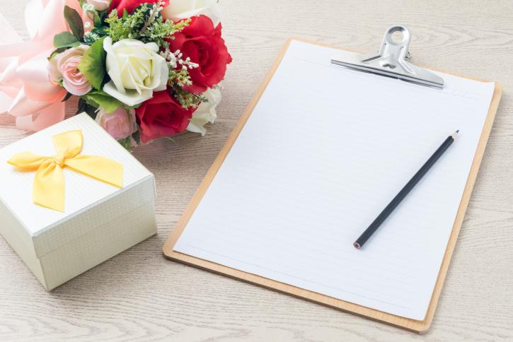 Wedding Tradition Checklist