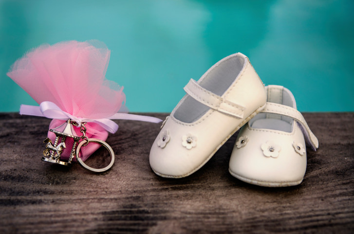 Greek Christening Gifts for the Godparents
