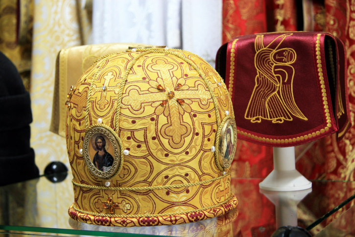 Why Do Greek Orthodox Clergy Wear Vestments