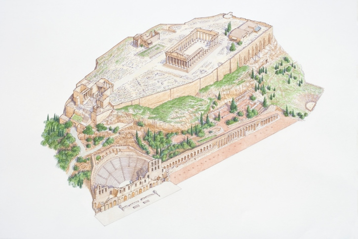 Early History of Athens