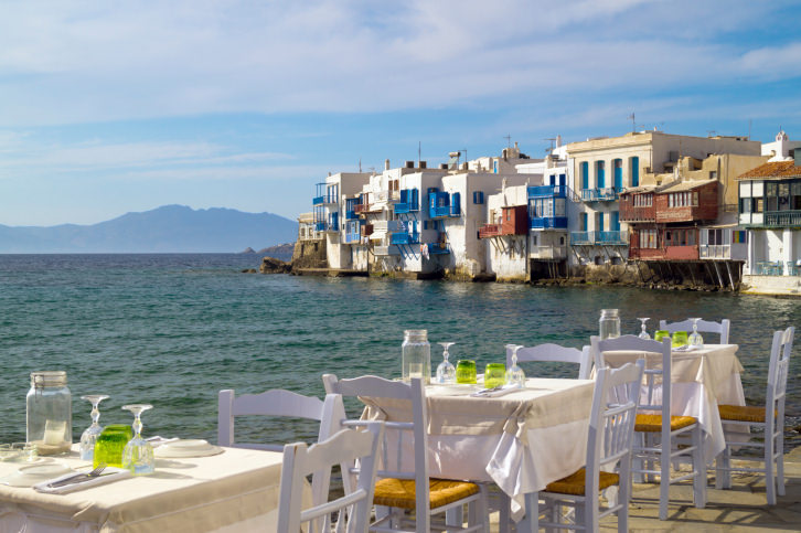 Best Luxury Travel Destinations in Greece