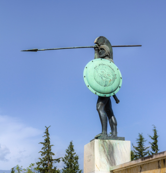 King Leonidas - Thermopylae