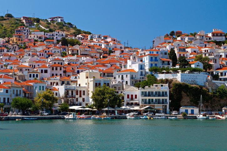 Skopelos Unspoiled Island Paradise