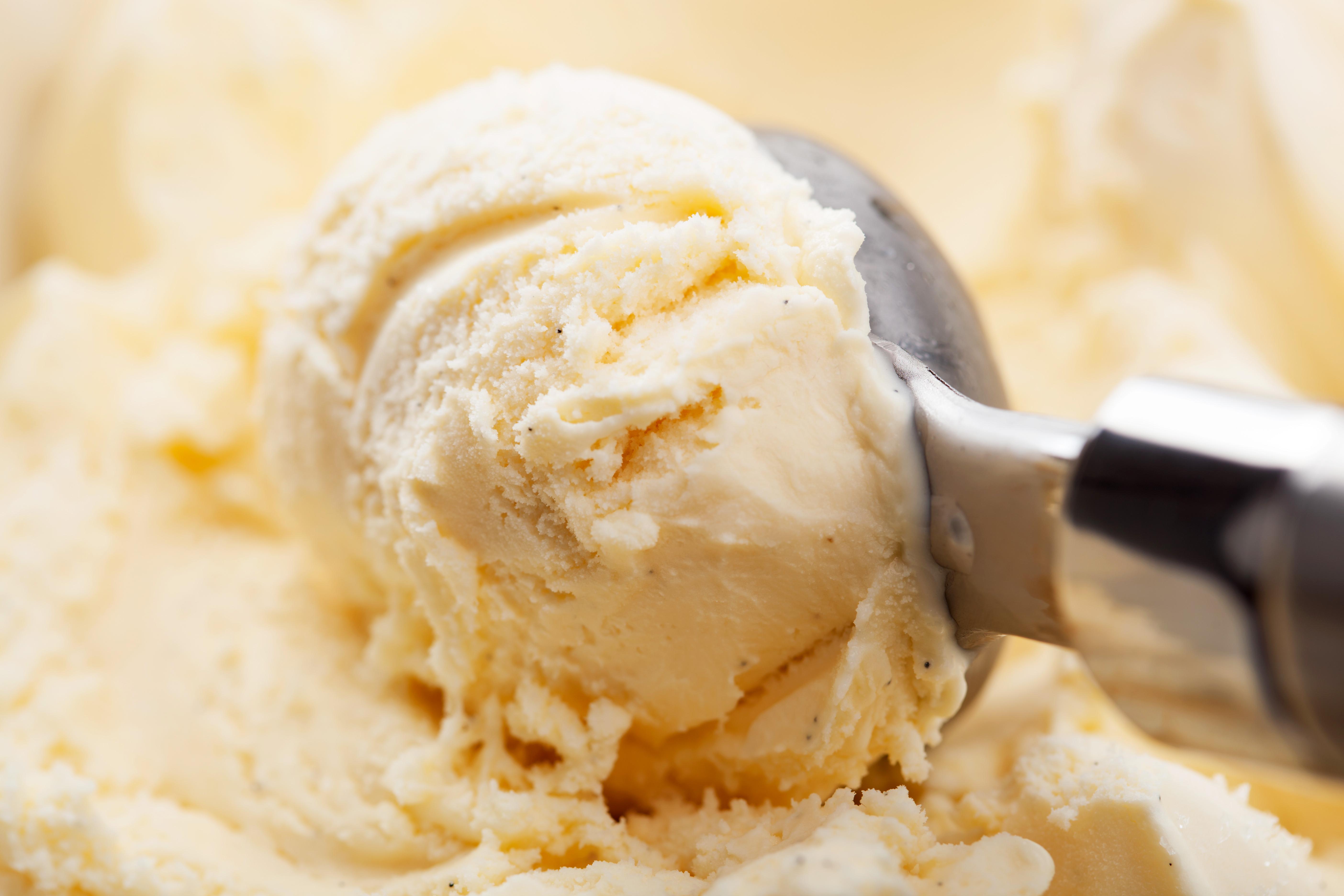 Recipe for Pagoto Masticha -Greek Style Mastic Ice Cream Recipe