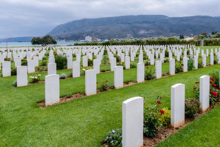 War Torn Greece Leads Up to Civil War
