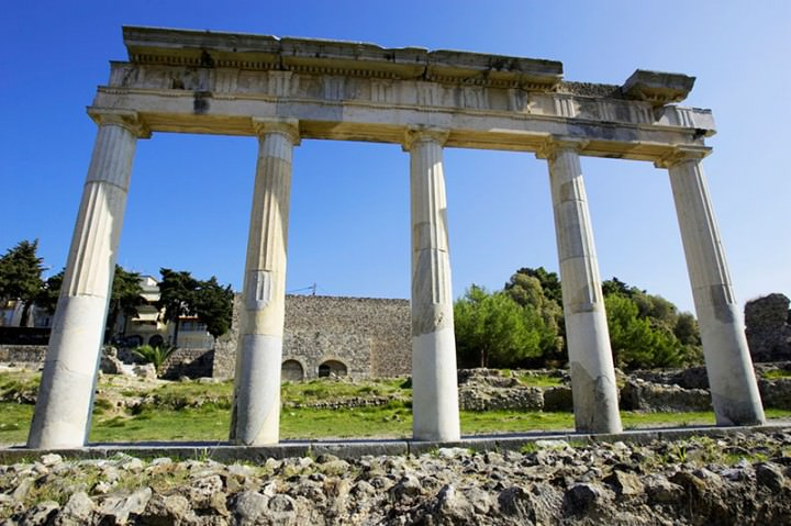5 Ways to Explore Kos's Ancient Past