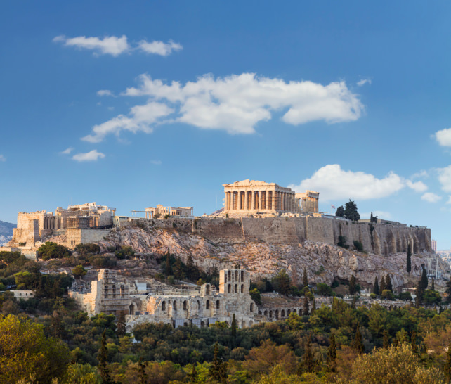 Athens Ancient City With a Modern Twist