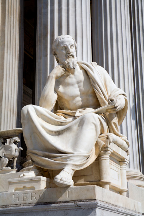 Herodotus Father of History