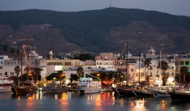 Kos Town nightlife - Dodecanese Islands