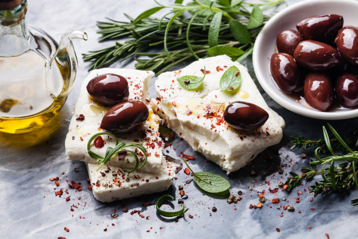 Popular Herbs and Spices of Greek Cuisine