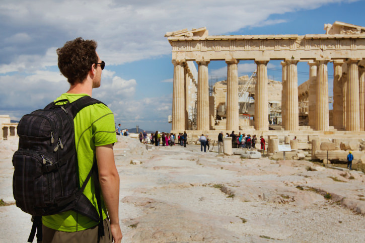 tourism in Greece