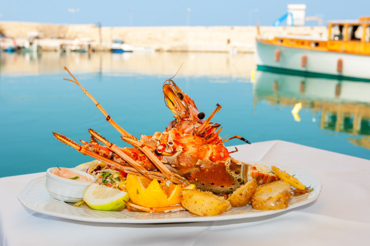 Seafood is a Staple in Greek Cuisine!